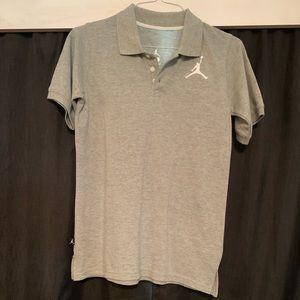 Jordan Polo short sleeve shirt.